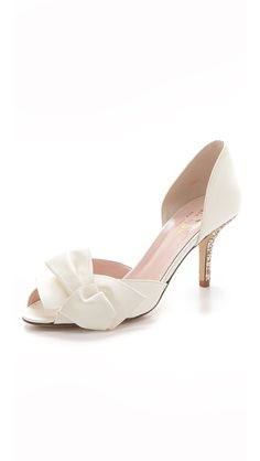 Bridal Shoes with glittery gold heels....perfection!