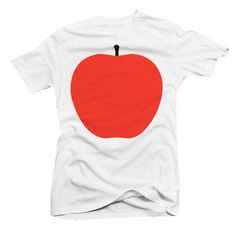 The Red Apple Tee