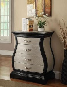 Accent Cabinet – Katy Furniture- guest bedroom