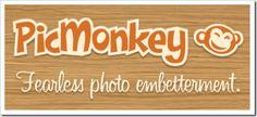 My new favorite photo editing tool... PicMonkey! {everythingetsy.com}