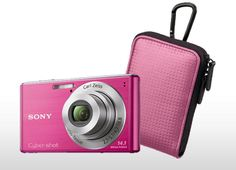 The rule for roses is that red = love and pink = like. Do you suppose the same applies to cameras?