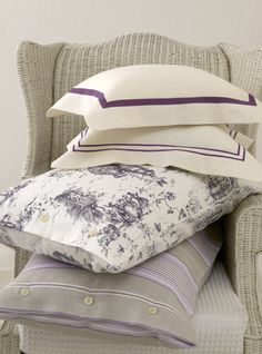 ticking cushion, cushion covers, color combinations, textil, french pillow, linen