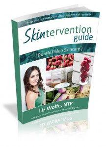 eBook - Skintervention purely paleo skincare