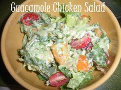 My Whole 30 Journey - Guacamole Chicken Salad Recipe | Domestic 360