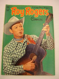 1952 Roy Rogers Comic Book