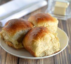 Hawaiian sweet rolls - Friday is Cake Night sweet rolls