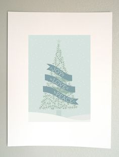 lemon squeezy: Day 14: Holiday Wall Art