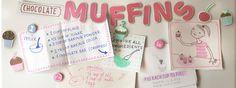 Chocolate Muffins<span class='title_artist'> by Małgorzata Lewandowska-Zych</span>
