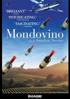 """Mondovino (2004) - With a title meaning """"world of wine"""" in Italian, this documentary film explores globalization and its impact on the world's wine-making regions. With large multinational wine producers around, can small single-estate wineries truly survive? American film maker Jonathan Nossiter explores the question in this very intimate look at the wine-making world. #winemovie #wine #bdg"""