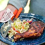 Excellent recipes for camping