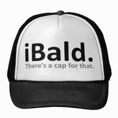 (via Funny Apple iBald Cap | Funny Joke Pictures)