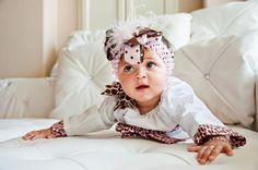 Hyrah is so #cute! #baby