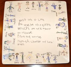 This was Zoe's Pre-K auction project that I did with help from my friend Chris:)