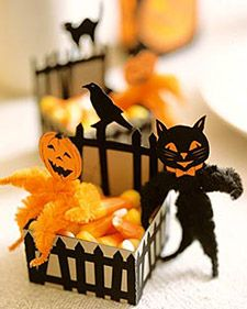pipe cleaner Halloween crafts