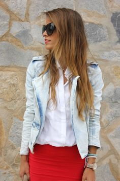 denim jacket!