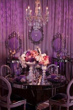 Radiant Orchid Wedding