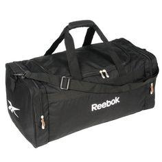 New Black Reebok Classic Lightweight Gym Duffle Team BagFrom #Reebok List Price: $29.99Price: $22.99