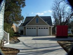 2 Car Garage Design, Pictures, Remodel, Decor and Ideas
