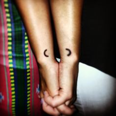 Twin tattoo... My other half :)