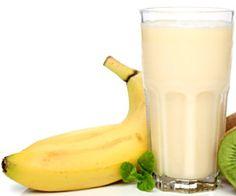 banana and milk diet