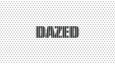 Our channel ident for Dazed Digital, see it in-situ here.