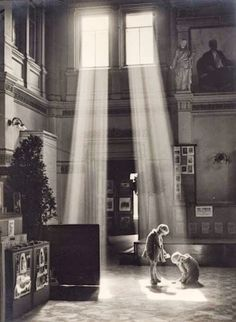"Antoni Anatol Weclaswki - ""Golden Streams"", Warsaw, 1928-1937"