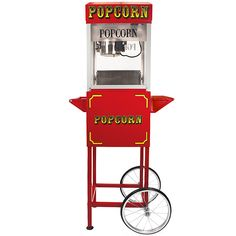 Movie Popcorn Machine | Popcorn Maker Machine Popcorn Popper - Buy at drinkstuff