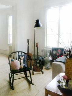 Corner view, livingroom I fridasfina.blogspot.com