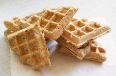 waffles for teething