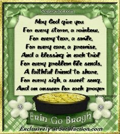 Cute St. Patrick's Day Graphic