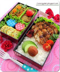 Cooking Gallery: Chicken Katsu Bento