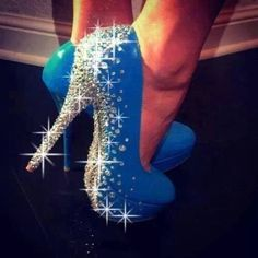 Beautiful, these shoes inspire me every time I wear them!!!!*******<3