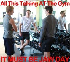 Best workout I've seen. #gymhumor
