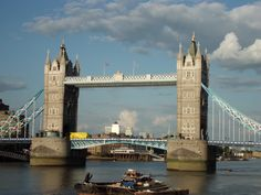 London Bridge, I lived in London this past summer and loved it!