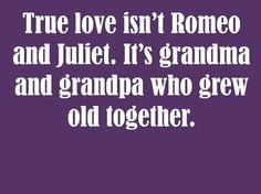 Happy anniversary for grandparents