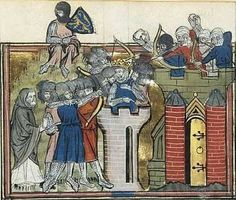 The Siege of Jerusalem took place from June 7 to July 15, 1099 during the First Crusade. The climax of the First Crusade, the successful siege saw the Crusaders seize the city from the Fatimid Caliphate and laid the foundations for the Kingdom of Jerusalem.
