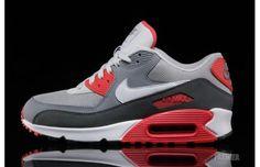 Nike Air Max 90 Essential Dusty Grey/White-Cool Grey-Anthracite http://www.equniu.com/2013/11/18/nike-air-max-90-essential-dusty-greywhite-cool-grey-anthracite/