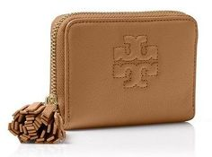 Tory Burch coin case