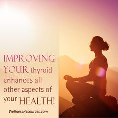 """Weight loss is just """"icing on the cake"""" when you improve your thyroid! #WeightLoss #Thyroid"""