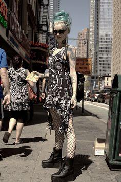 Street #Goth
