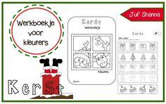 Werkboekje kerst van juf shanna