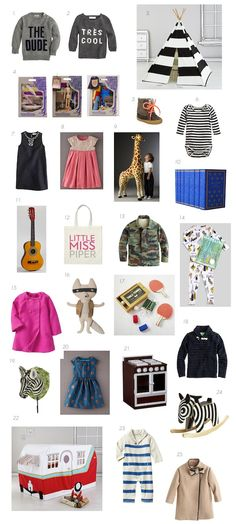 Gift Guides 2013: For Kids /// EOS