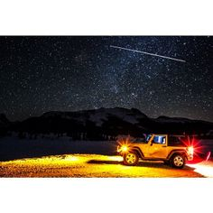 Night adventure near #Durango #Colorado