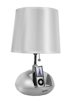 iPod Docking Station Accent Lamp