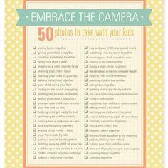 idea, mothers day, for the future, camera, kid photos, kids, famili photo, futur kid, 50 photo