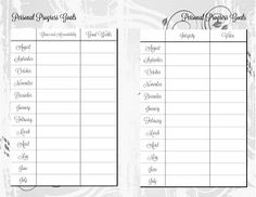 I like the idea of creating a Young Women Planner to help them make goals and do personal progress