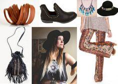 Blowfish Shoes Blog - Festival Fashion with Laura