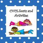 This great literacy set includes everything you'll need to have students practice their CVCe words!This set can be used either with real magnetic... center, cap, cvc, ashley, grade, classroomread, ela, daili, dibel