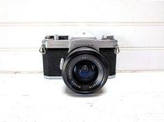 Vintage Camera Honeywell Pentax Spotmatic 35mm SLR Camera
