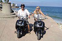 Scooters Puerto Vallarta